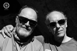 Narciso y Fernando Cobo.